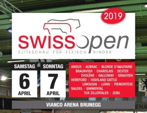 Rapport du Swiss Open 2019